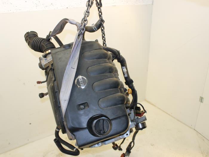 Motor Nissan Micra HR1616 HR16 1