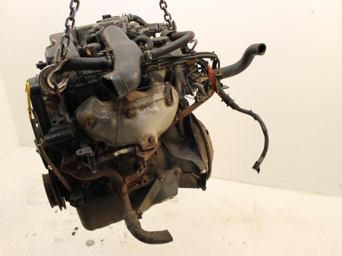 Motor Kia Pride B31300 B3 4