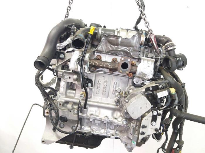 Motor Ford Focus 2016367 XXDC,XXDCXXDA 1