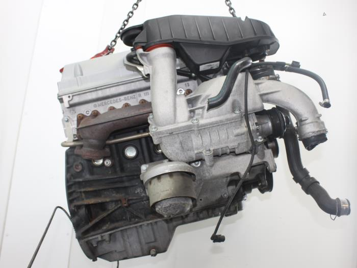Motor Mercedes C-Klasse  111955,111,955 4