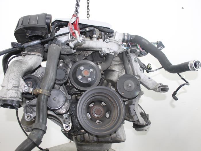 Motor Mercedes C-Klasse  111955,111,955 1