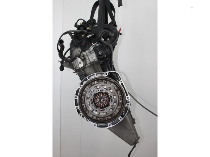 Motor Mercedes Vaneo  166991 4