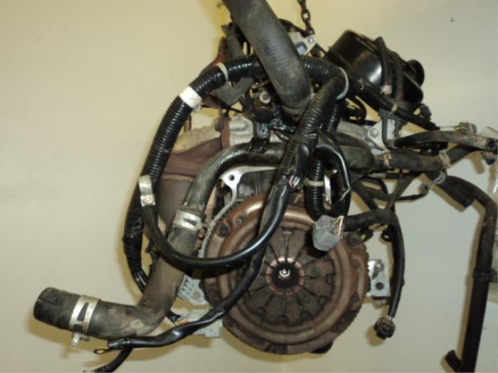 Motor Suzuki Wagon R+ V10YHF, T10G10A536784 YHF 6