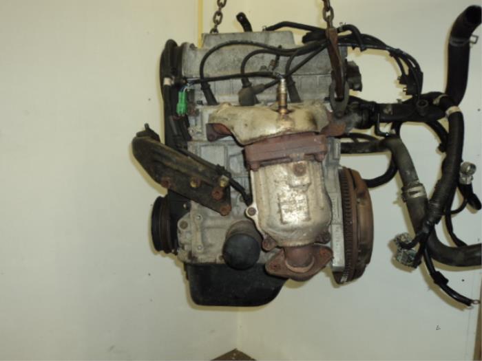 Motor Suzuki Wagon R+ V10YHF, T10G10A536784 YHF 4