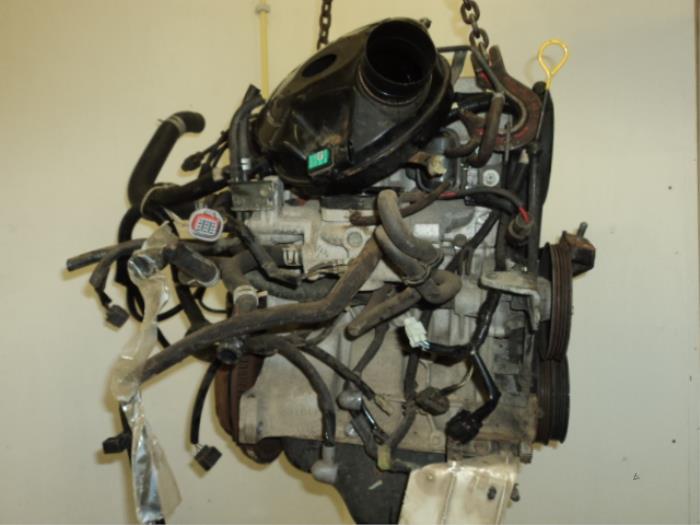Motor Suzuki Wagon R+ V10YHF, T10G10A536784 YHF 1