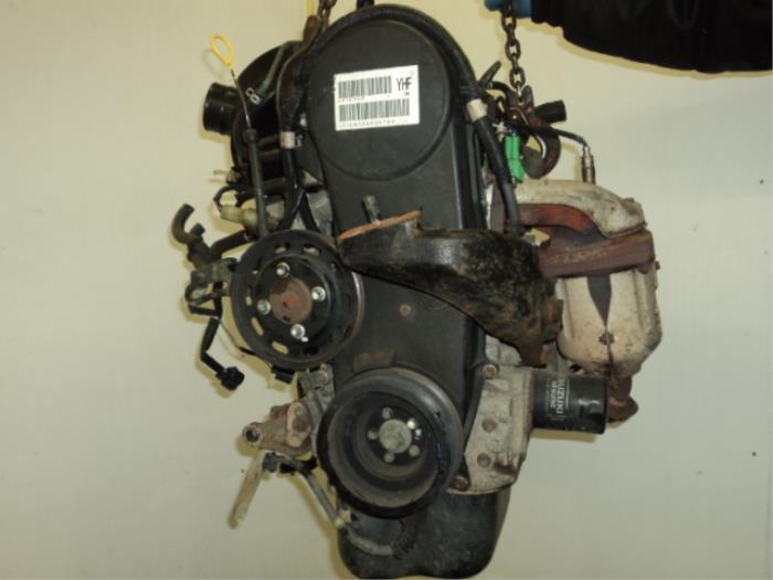 Motor Suzuki Wagon R+ V10YHF, T10G10A536784 YHF 3