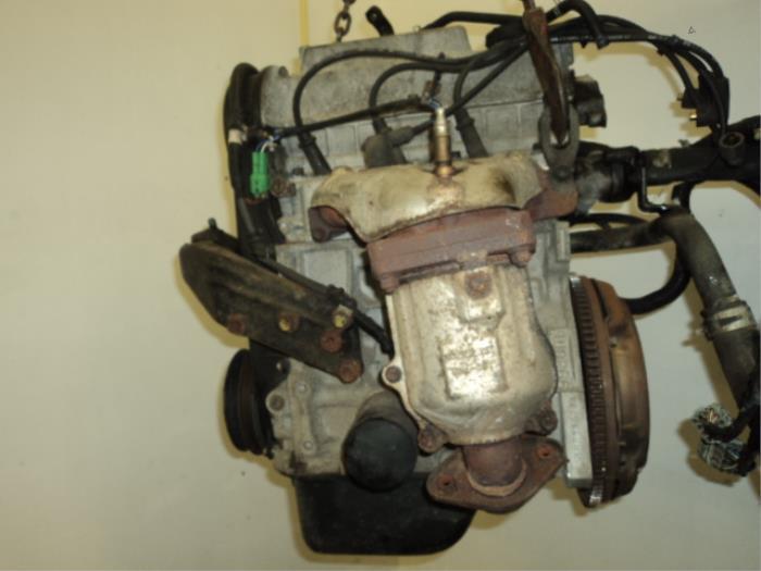 Motor Suzuki Wagon R+ V10YHF, T10G10A536784 YHF 5