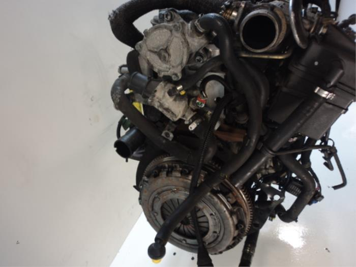 Motor Fiat Multipla 182B4000 182B4000 4