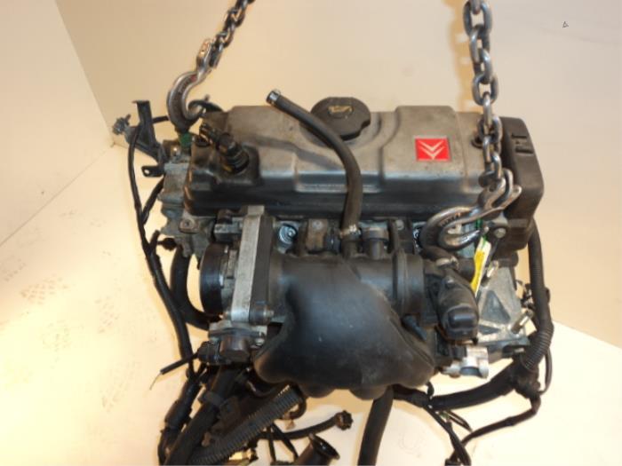 Motor Citroen Xsara NFZ16 NFZ 6