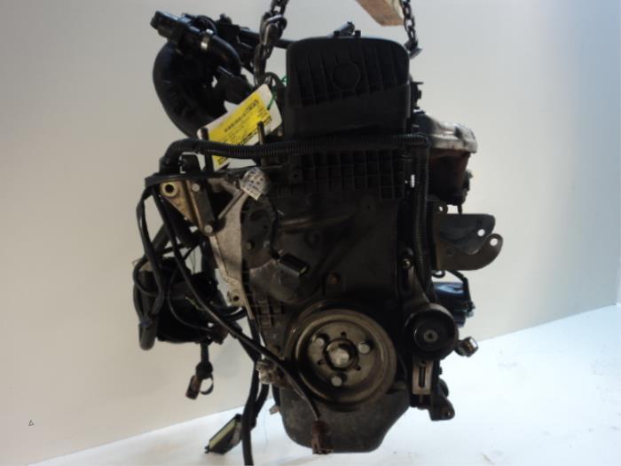 Motor Citroen Xsara NFZ16 NFZ 4