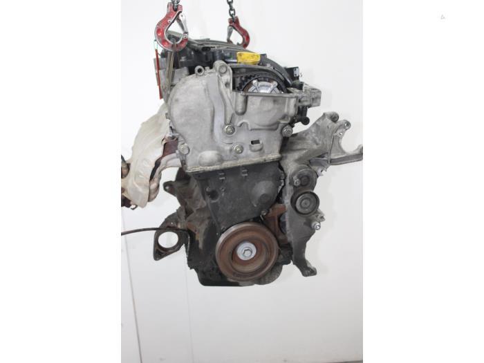 Motor Renault Laguna  F4P770F4P773 5