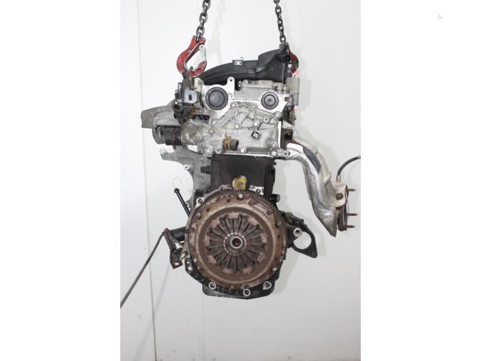 Motor Renault Laguna  F4P770F4P773 3