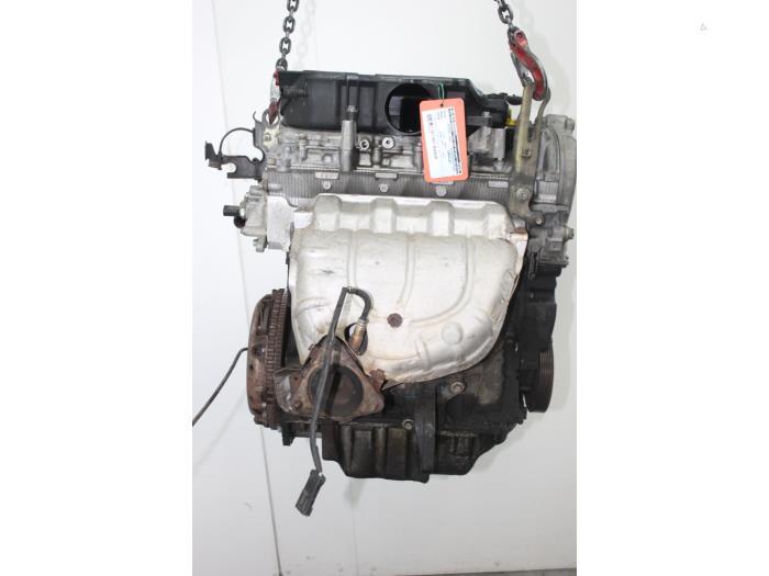 Motor Renault Laguna  F4P770F4P773 1