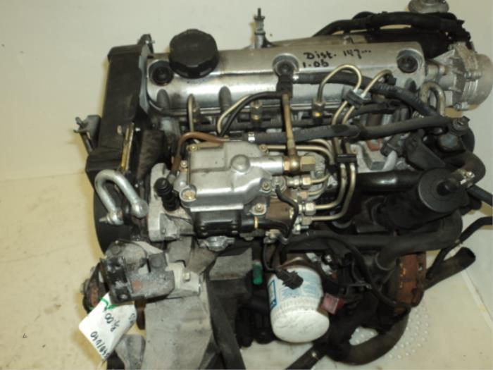 Motor Volvo S40/V40 D4192T2 D4192T2 6