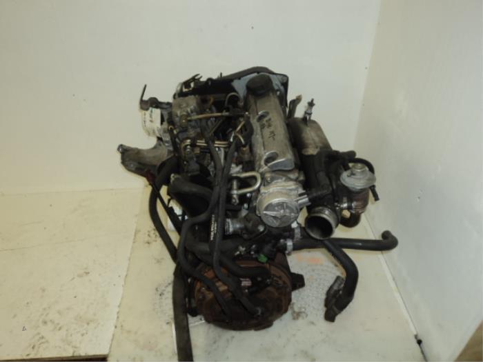 Motor Volvo S40/V40 D4192T2 D4192T2 7