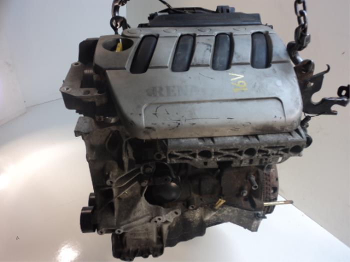 Motor Renault Laguna K4M714 K4M710 1