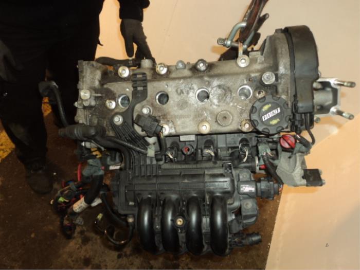 Motor Lancia Y(Psilon)  6