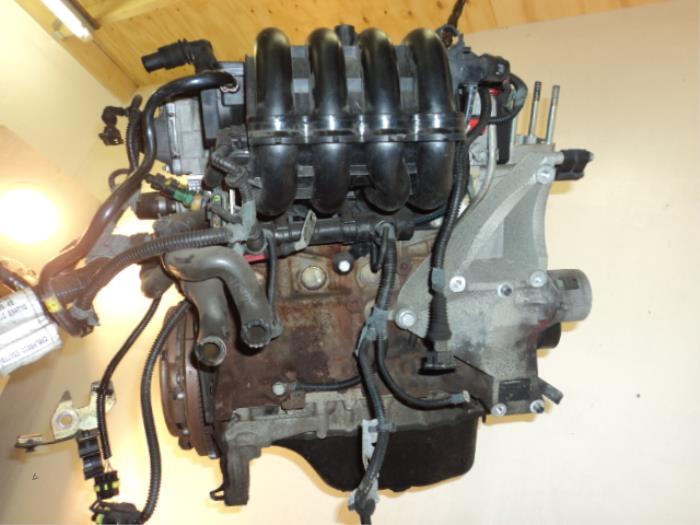 Motor Lancia Y(Psilon)  1