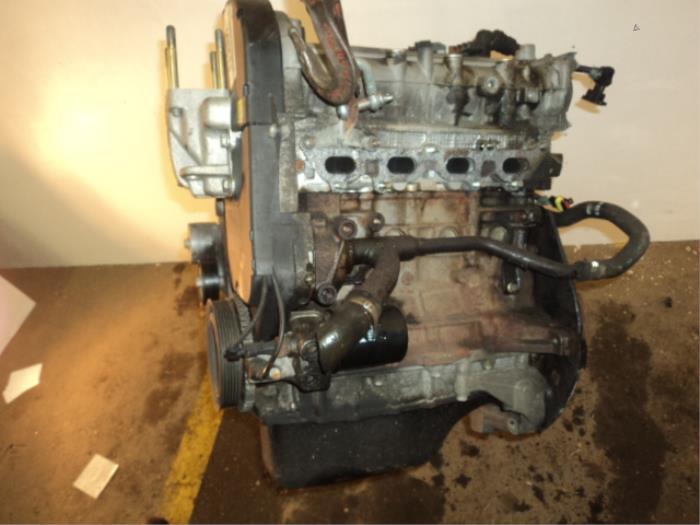 Motor Lancia Y(Psilon)  4