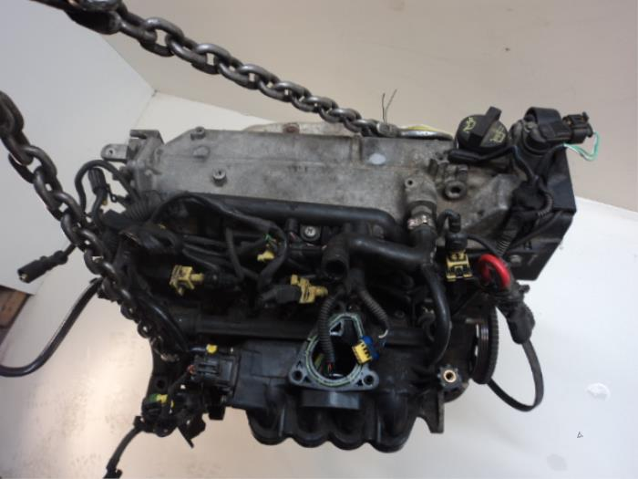 Motor Fiat Seicento  187A1000 3