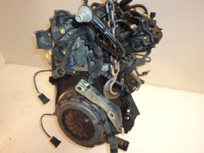 Motor Fiat Seicento  187A1000 4