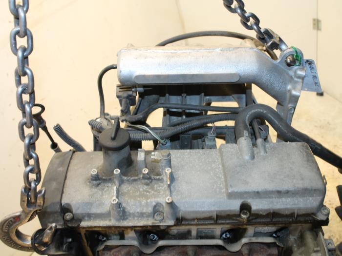 Motor Renault Megane K7M702, K7MA702K7M702, K7MA702 K7M702 5