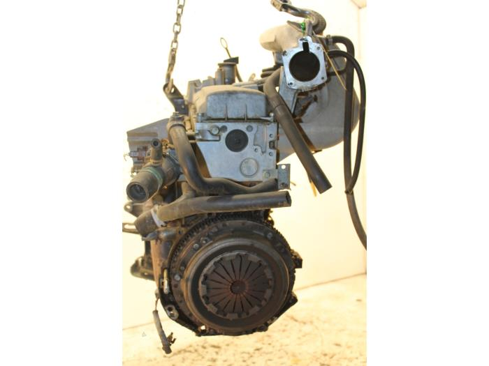 Motor Renault Megane K7M702, K7MA702K7M702, K7MA702 K7M702 6