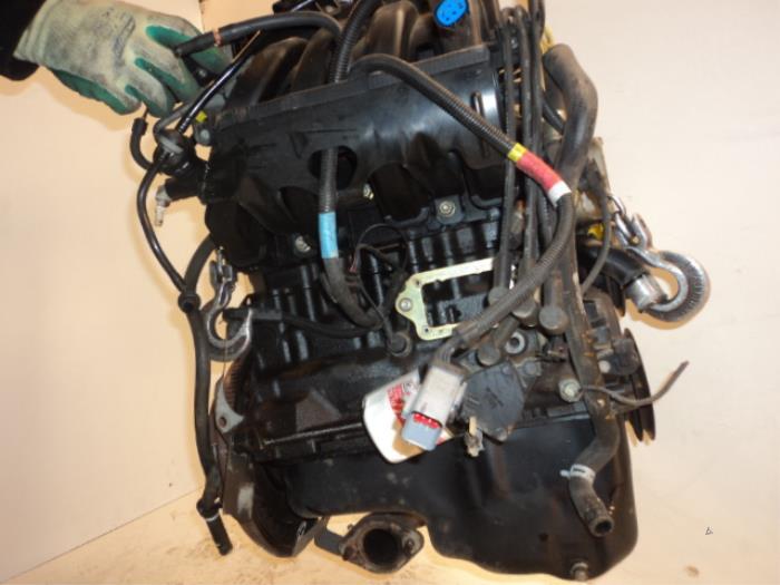 Motor Ford KA JJD13 JJD 4