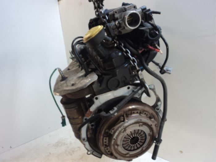 Motor Ford KA JJD13 JJD 3