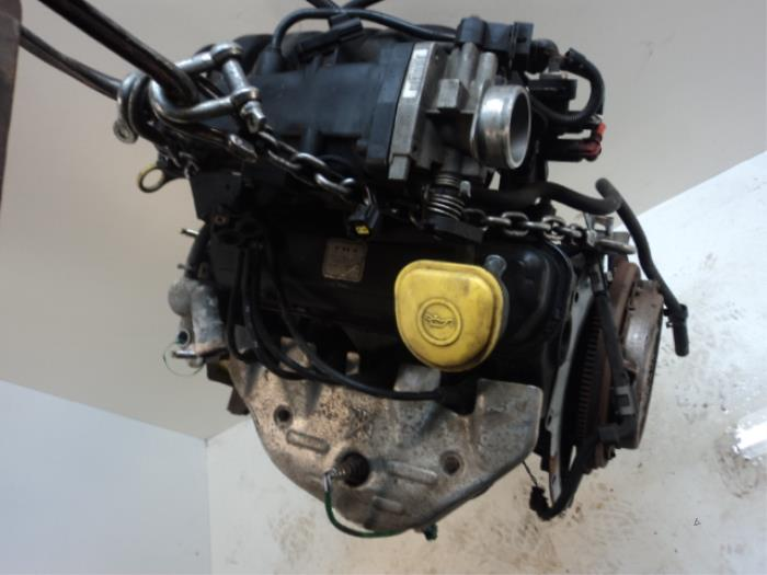 Motor Ford KA JJD13 JJD 6