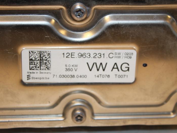 Computer Koeling Volkswagen Golf 12E963231C EAGA 3