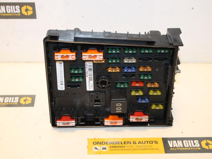 fuse box for volkswagen sharan 3c0937125a vangilsautodemontage nl Mustang 5.0 Fuse Box