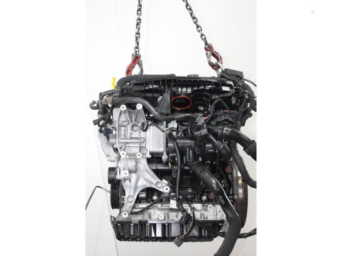 Motor Volkswagen Passat  CJS 5