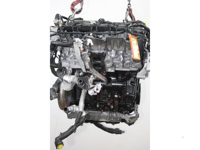 Motor Volkswagen Passat  CJS 3