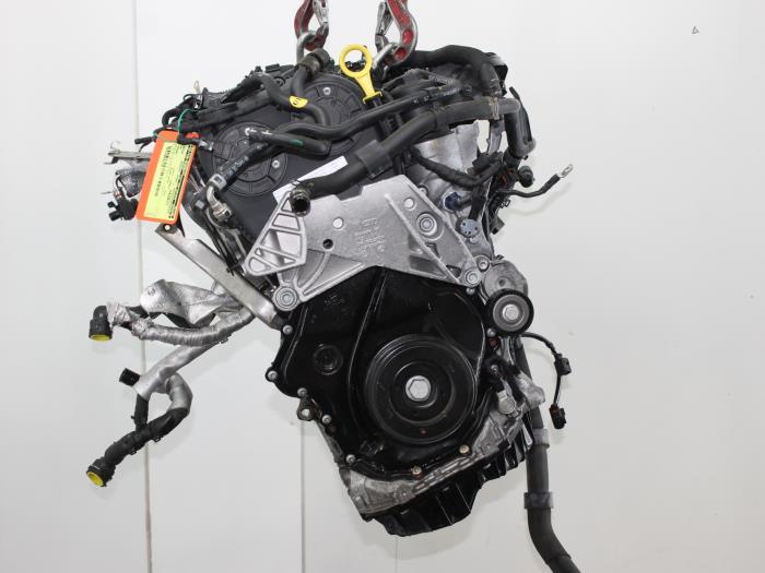 Motor Volkswagen Passat  CJS 1