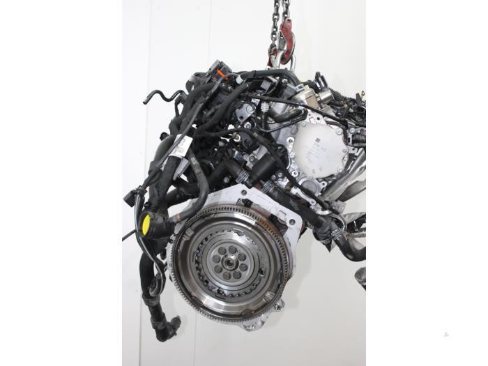 Motor Volkswagen Passat  CJS 4
