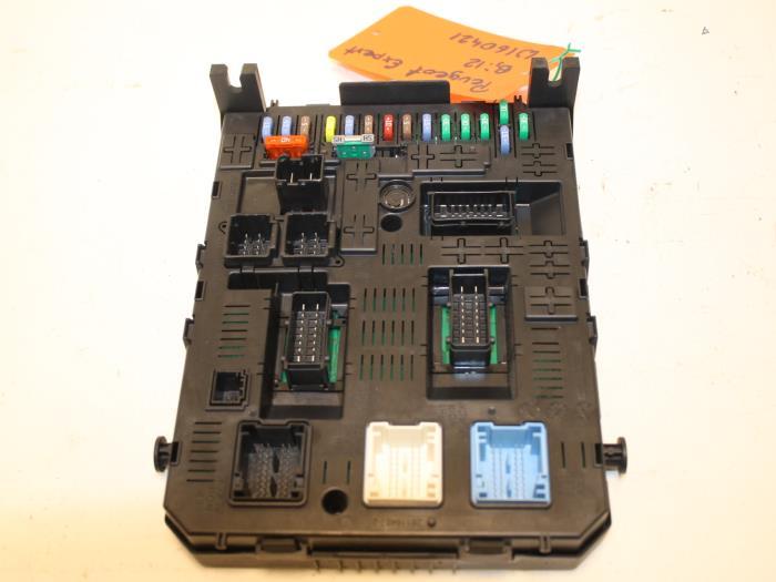 Peugeot 605 Fuse Box Wiring Diagram