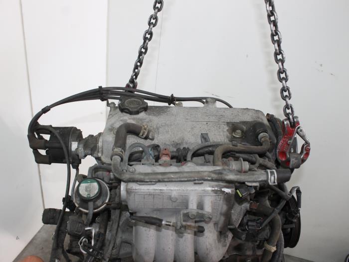 Motor Suzuki Alto  G10B 6
