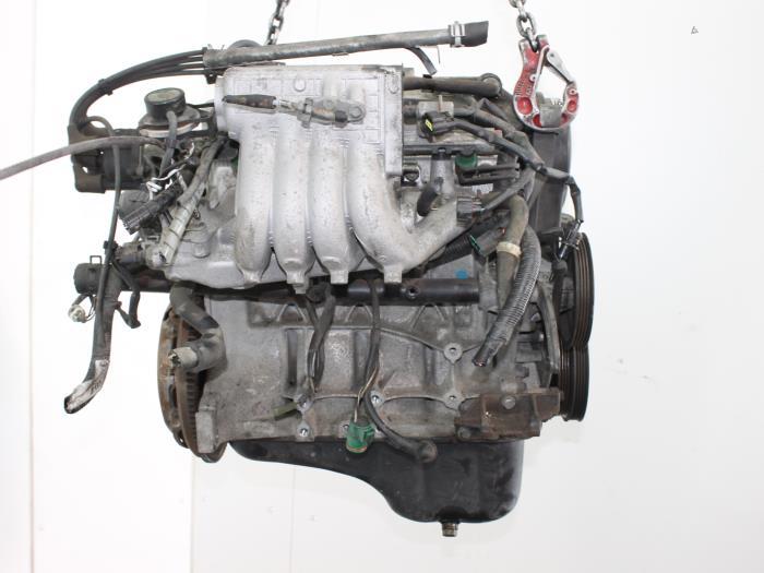Motor Suzuki Alto  G10B 4