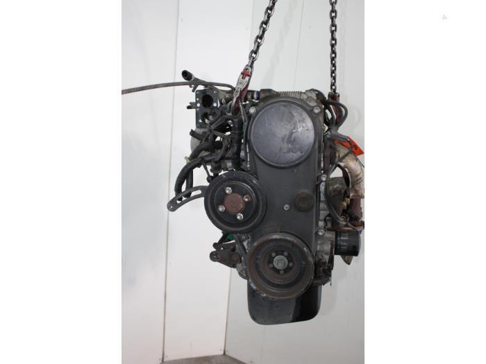 Motor Suzuki Alto  G10B 3