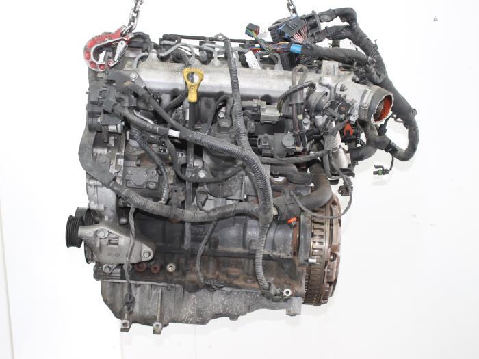 Motor Hyundai Accent  D4FA 1