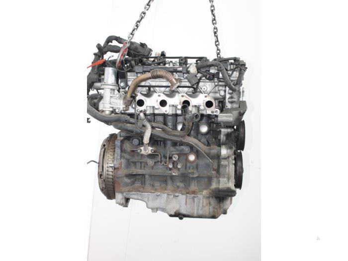Motor Hyundai Accent  D4FA 4