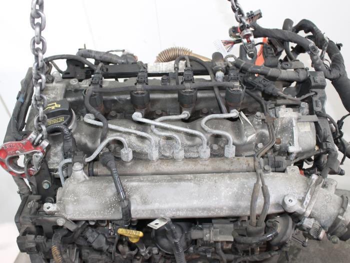 Motor Hyundai Accent  D4FA 6