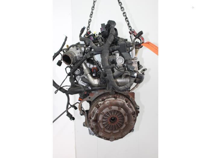 Motor Hyundai Accent  D4FA 5