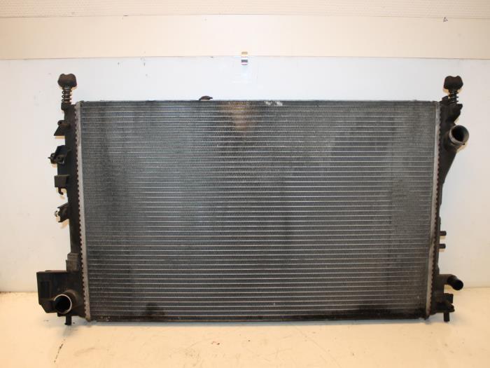 Kühler für Opel Signum 13108569,1300251