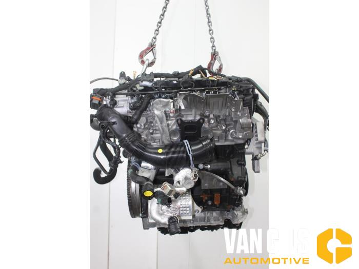 Motor Volkswagen Polo  DAJB 3