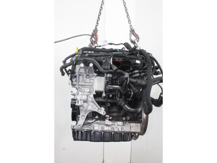 Motor Volkswagen Polo  DAJB 5