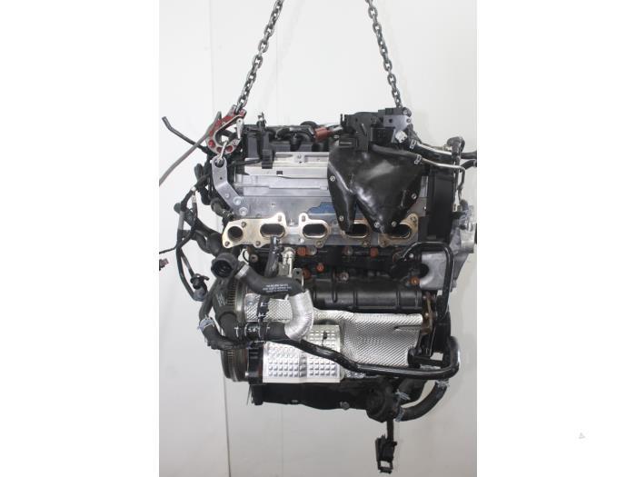 Motor Volkswagen Touran  DFHA 4