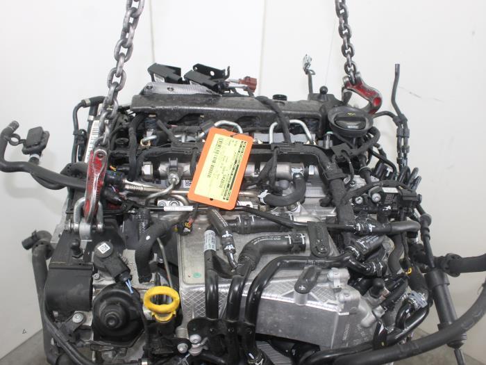 Motor Volkswagen Touran  DFHA 6