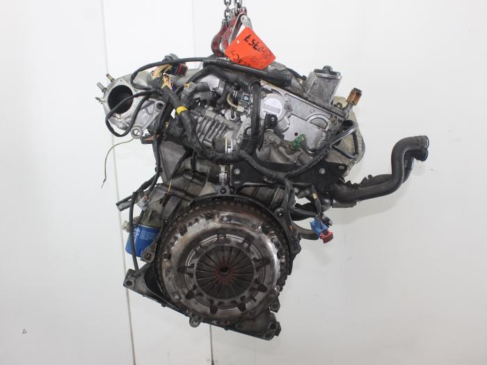 Motor Citroen C5  RLZ 1